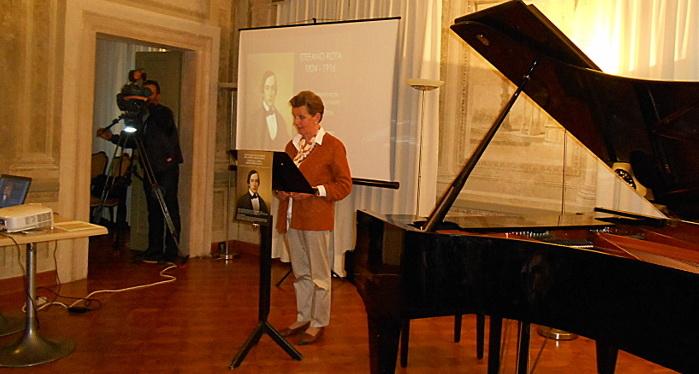 Convegno sul Conte Stefano Rota