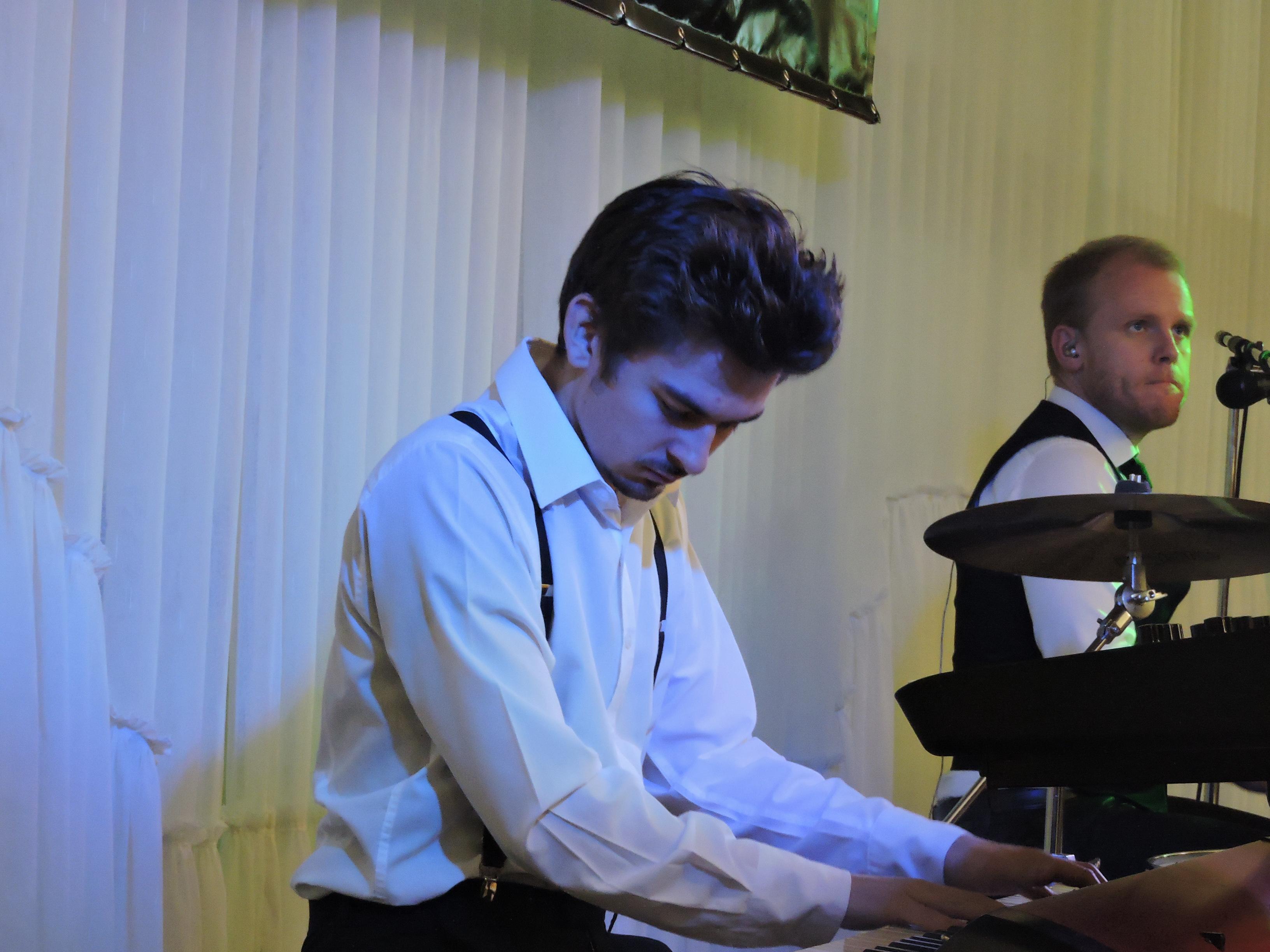 Dettaglio pianista