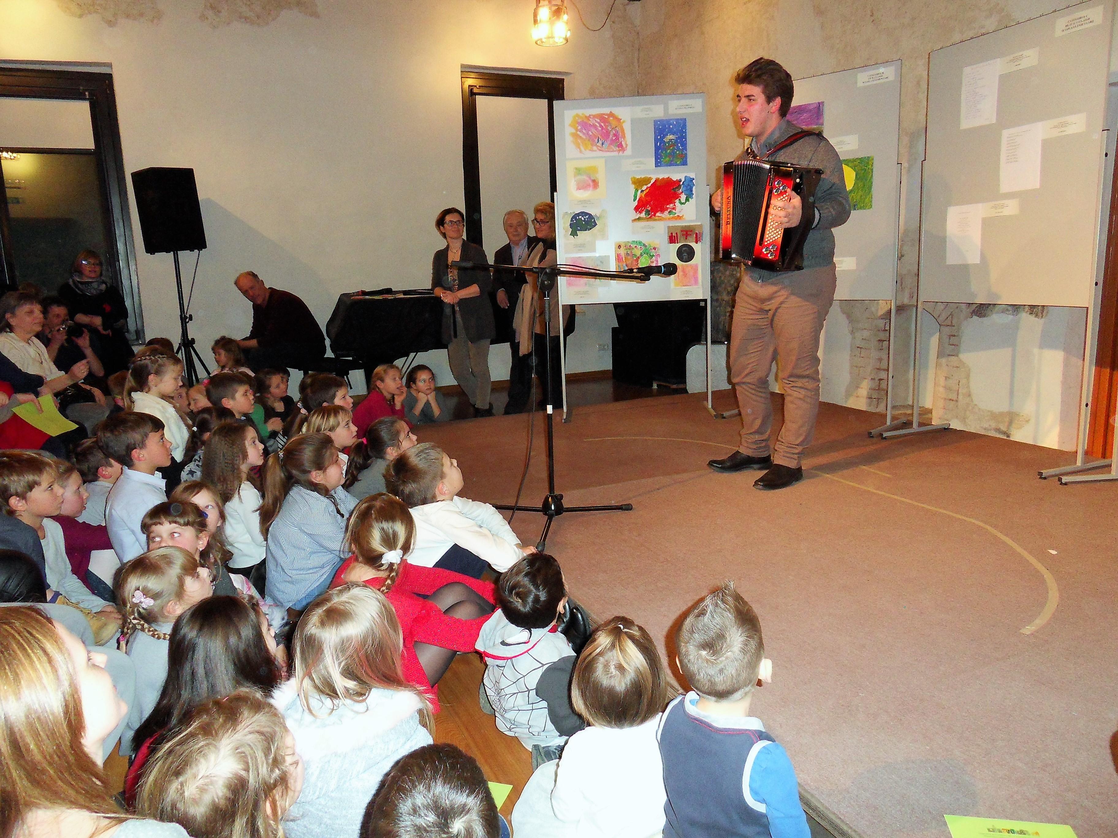 esibizioni di Gianluca Prelogar