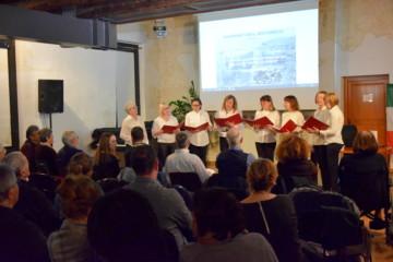 Il gruppo Rondini in canto