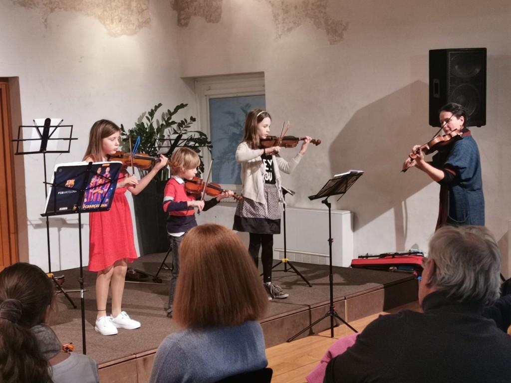 Trio di violini