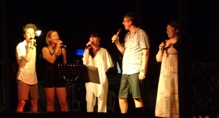 cantanti e giovani