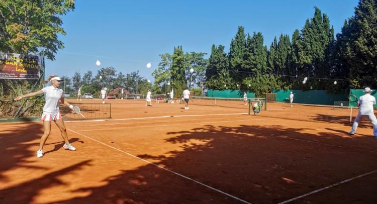 tennis partite