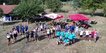 Green Volley Foto gruppo squadre