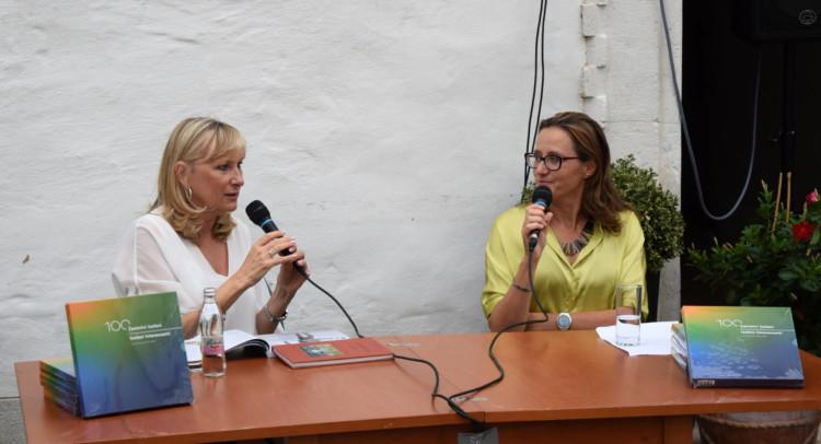 Isolani interessanti Natasa Bencil e Claudia Raspolic Mandracchio